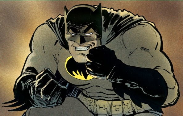 Frank Miller's Dark Knight Returns Batman