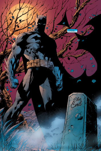 "Jim Lee's Batman (as showcased in the ""Hush"" storyline)."