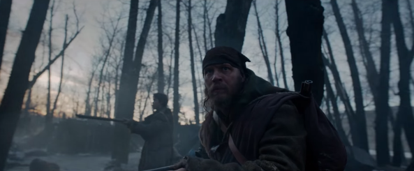 Tom Hardy was the best dramatic performance in The Revenant.
